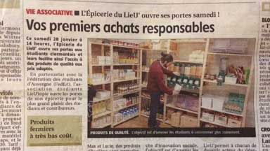 article lieu