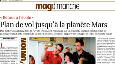 article mag dimanche